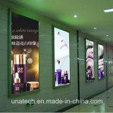 Salões de beleza interior/Cabeleireiros Publicidade Alumínio Sinal LED mídia fina caixa de luz