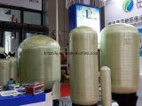 El FRP Filtro de carbón activado tanques con válvulas de control de flujo de multifuncional