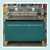 Sachverständiges Hersteller-Gummiblatt-aufschlitzende Maschine
