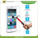 Protector Tempered de cristal de la pantalla de Smartphone para el iPhone 6 más