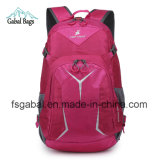 Voyage en nylon Daypack Sports Notebook PC Portable intercalaire sac à dos Sac à dos