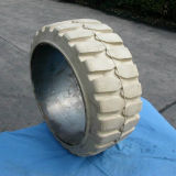 Gabelstapler Solid Tire von China Manufacturer Wholesale