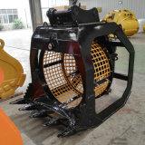 Benna rotatoria del setaccio dell'escavatore R160