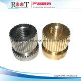Aluminium/Roestvrij staal CNC die Delen machinaal bewerken