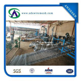 50mm*50mm 6ft*18m Galvanized/PVC empurrador do Elo da Corrente