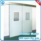 病院の/Operatingの劇場(または) /Electronic -研修会のためのDunkerモーターを搭載するSlidngの自動密閉ドア