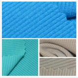 Polyester 10% van 90% Rib breit voor Broeksband