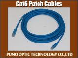 10Gig CAT6desnudos de cobre trenzado Snagless arranca un cable de conexión