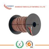 Geïsoleerdet thermokoppelkabel op hoge temperatuur FEP/PVC