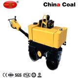 Rouleau de route hydraulique de fossé de moteur de prix usine de Zm-80CT plein