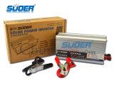Suoer 1500W 12V에 격자에 의하여 변경되는 사인 파동 힘 변환장치 (SAA-1500A) 떨어져 220V