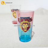 480ml color Leones Etiquetas de metal porcelana de vidrio para regalo