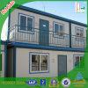 Prefabricated 조립식 모듈 휴대용 콘테이너 집 또는 임시 주거