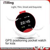 Modo GPS globale che posiziona SOS chiamante bidirezionale guida Emergency capretti/bambini in tempo reale del video di GPS Digitahi astute telefono mobile vigilanza Pocket