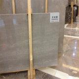 La lastra grigia e le mattonelle di marmo di Cinderalla lucidate smerigliatrice il marmo popolare Finished con superiore
