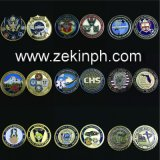 Подгонянные монетки возможности воиска высокого качества для сувенира