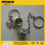 Cubierta HD0514100 4120001187 de los recambios del cargador de la rueda de Sdlg LG956