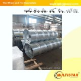 Оправа W10X24 W12X24 W13X24 W10X38 колеса Glavanized стальная