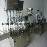 Máquina de rellenar de la goma líquida automática de la botella/máquina de rellenar del petróleo/lubricante de la máquina de rellenar