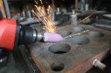 Schurende Opgezette Punten op 3mm Steel