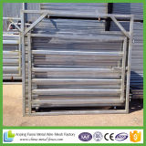 Panneau galvanisé bon marché lourd normal de bétail de l'Australie