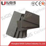 Utilisé dans la pompe toutes sortes de palettes de carbone de graphite de formes