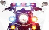 Lte1725 LED Polizei-Motorrad-seitliches Licht