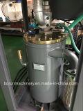 Compressor de ar industrial do parafuso refrigerar de ar do uso