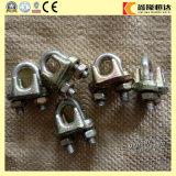 Rigging Hardware Sujetadores de acero inoxidable Simple Simplex Clip de cable de alambre