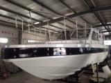 barco rápido de los militares del 12.45m FRP