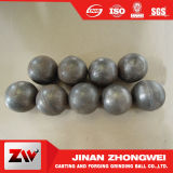 La mina/cemento/máquina de pulir del molino de bola utilizó bolas de acero de pulido echadas cromo grande del precio bajo
