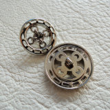 Fancy Metal Sewing Button for Clothing (HSB00064)