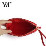 Meilleur Sellng de bonne qualité PU sac cosmétique avec poignet