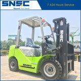 Diesel van China Snsc 2.5ton Vorkheftruck met de Prijs van de Motor van Japan