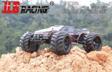 2.4G de plástico de 1:10 El control remoto RC Monster Truck