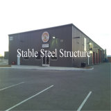 競争価格の軽いプレハブの鉄骨構造Bldg