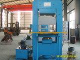 舗装のゴム製隆起の加硫の出版物機械