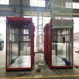 構築の建物の起重機装置の産業エレベーターSc200/200