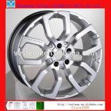 Благоприятная оправа колеса сплава Land Rover высокого качества