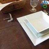 ホテルまたはレストランの使い捨て可能なコーヒーテーブルカバー&Tablecloth及びテーブルクロス