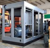 De water Gekoelde 75kw Roterende Lucht van de Compressor van de Schroef voor de Machine van de Palletisering