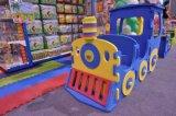 Bebé jugando niños EVA TPE pequeño tren juguetes