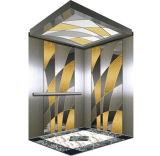 Elevador de la elevación del pasajero con las piezas del elevador con precio bajo