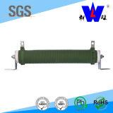 resistore Wirewound di potere del tubo di ceramica 100W