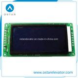 Höhenruder Spindel verwendeter LCD-Schaukasten
