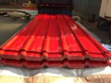 Tinct покрыло стальную плитку крыши листа PPGI крыши