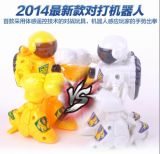 All Ages (K10088)를 위한 소형 Remote Control Fighting RC Robot Toy