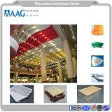 Recubrimiento de polvo y los perfiles de lámina de aluminio anodizado para decoración de la casa