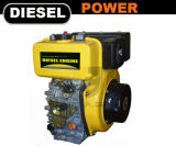 4 KoelDieselmotor/de Motor van de Wind van PK 170f 211cc de Mini