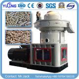 Pelota da serragem da biomassa que faz a máquina